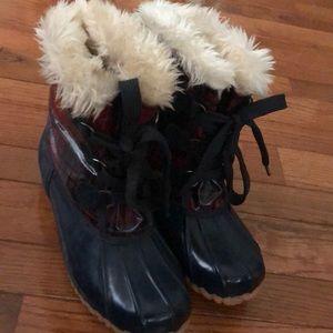 Sporto Duck Boots Sz 9